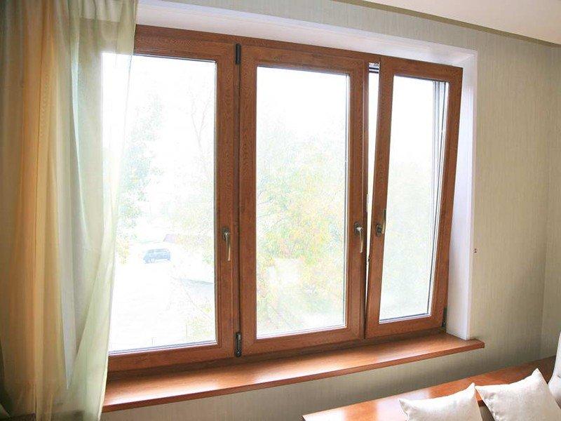 окна с монтажом от Русроллс