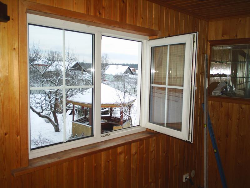 окна для дачи, летнего дома