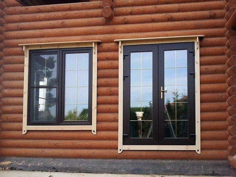 окна для дома комфорт