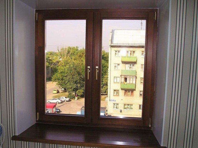 окна с монтажом премиум