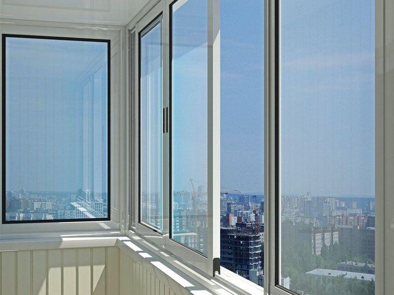 окна с монтажом эконом