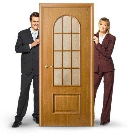 дверь с окном от Русроллс