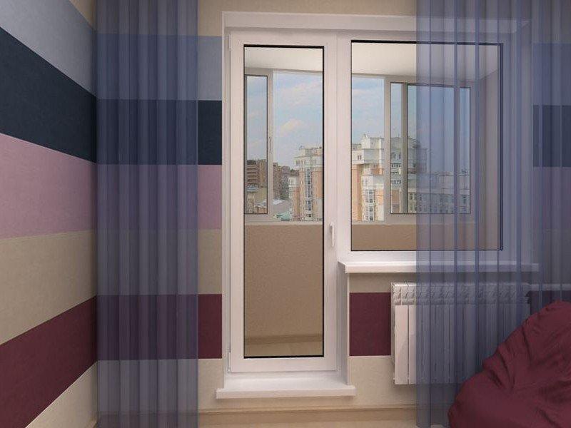 Стеклянные двери от Русроллс