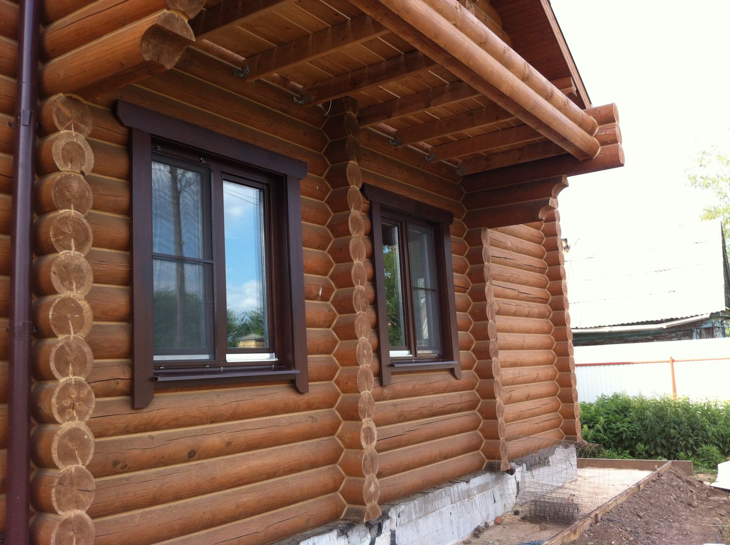 окна для дома стандарт